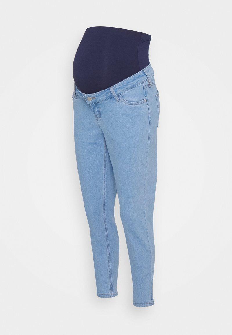 MAIAMAE - MOM - Jeansy Straight Leg - light vintage