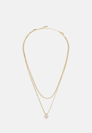 NECKLACE HAVEN - Halskæder - gold-coloured
