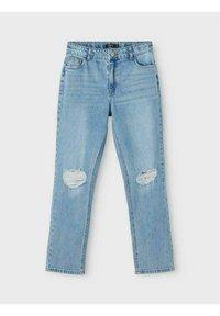 LMTD - HIGH WAIST - Slim fit jeans - light blue denim - 6