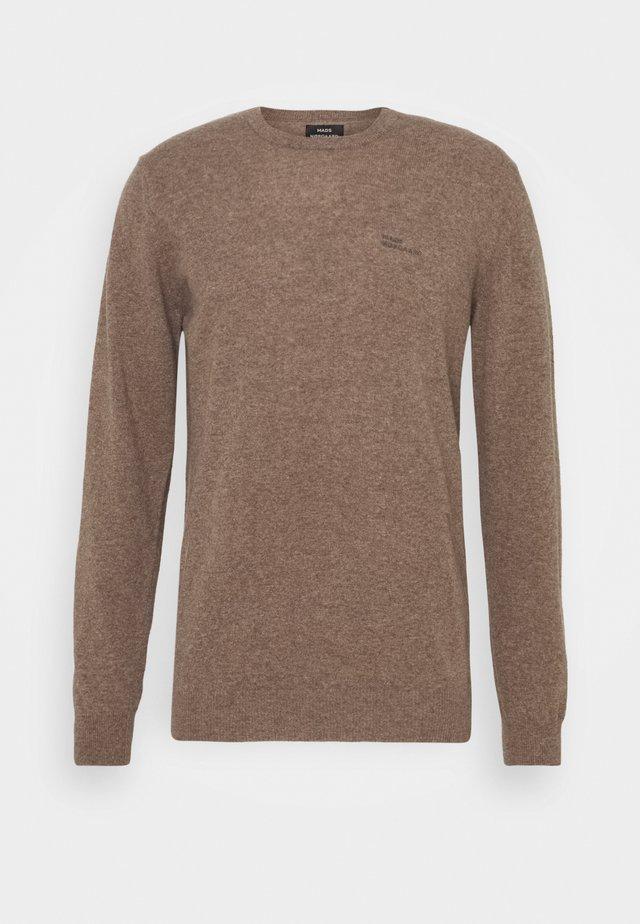 KARSTEN - Pullover - morel
