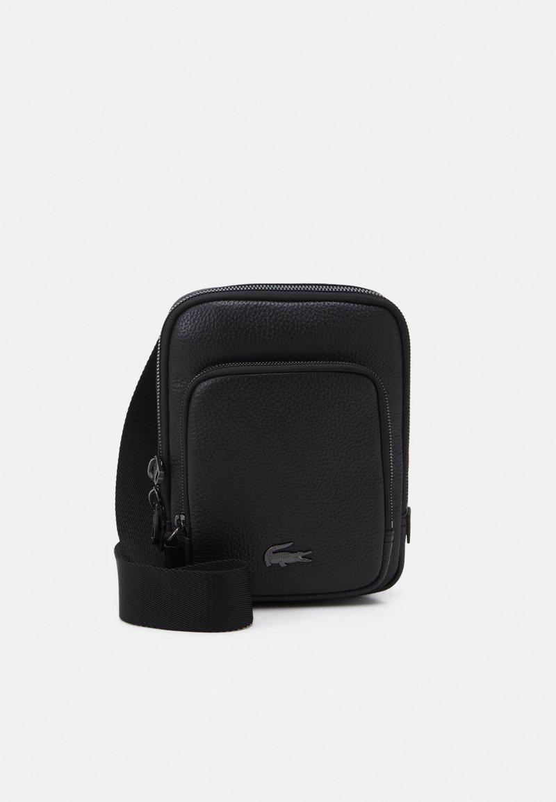Lacoste - SOFT MATE - Across body bag - black