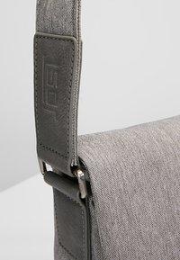 Jost - Across body bag - light grey - 6