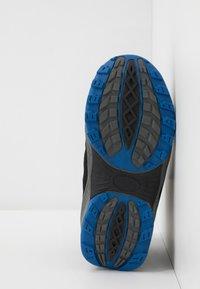 LICO - PELLE - Zimní obuv - grau/schwarz/blau - 5