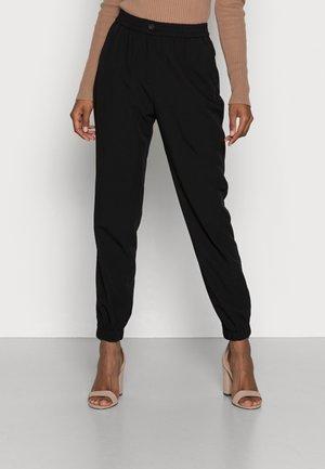 WOVEN JOGGER - Pantaloni sportivi - black