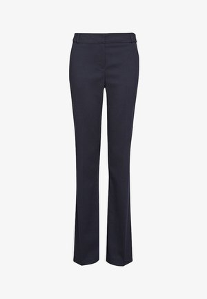 TAILORED BOOT CUT  - Trousers - blue