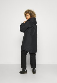 Vero Moda Curve - VMTROK - Winter jacket - black - 3