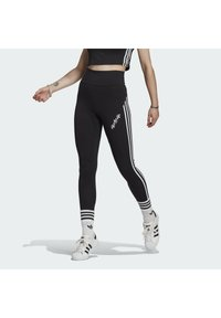 adidas Originals - HW TIGHTS - Leggings - black - 0