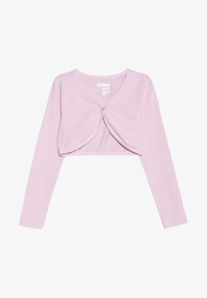 BOLERO - Strickjacke - pastell rose