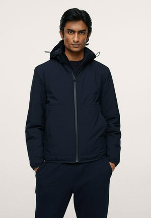 Summer jacket - marineblau