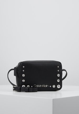 MUST CAMERABAG - Bandolera - black