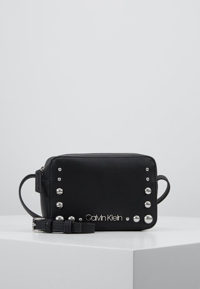 MUST CAMERABAG - Schoudertas - black