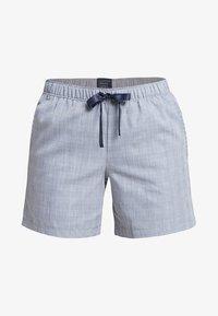 Schiesser - Pyjama bottoms - nachtblau - 3
