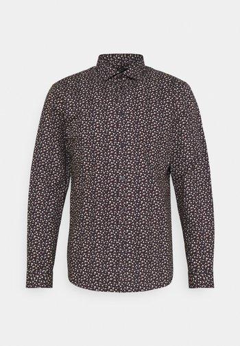 JPRBLAFLORAL AUTUMN - Camicia - navy blazer