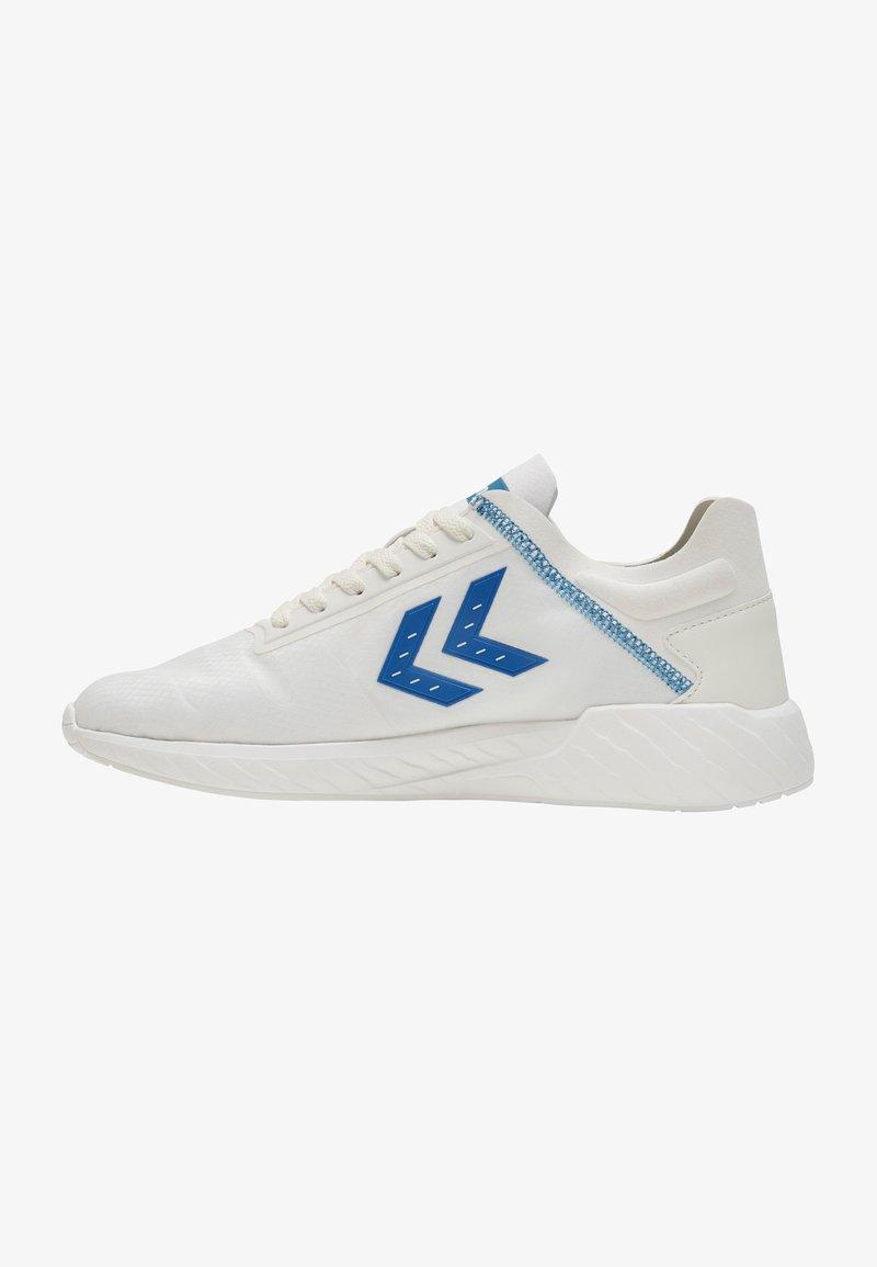 Hummel - Sneakers - white/blue