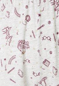 Women Secret - LONG SLEEVES LONG PANT SET - Pyjama - ox blood - 5