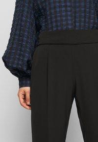 Wallis Petite - HENNA PULL ON - Trousers - black - 4