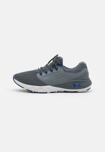 CHARGED VANTAGE MARBLE - Neutral running shoes - grey