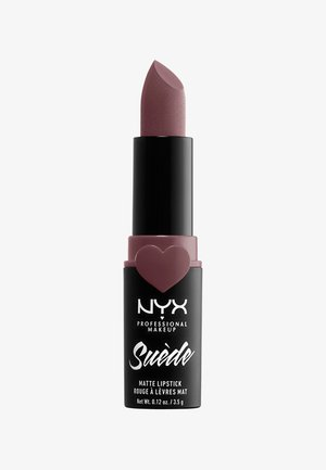 SUEDE MATTE LIPSTICK - Pomadka do ust - 14 lavender and lace