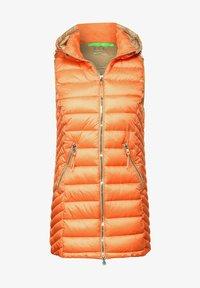 Street One - Waistcoat - orange - 3