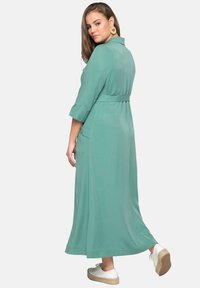 Sheego - Maxi dress - see green - 1