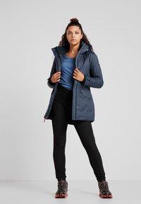 Columbia - PINE BRIDGE™ JACKET - Winter coat - nocturnal - 1