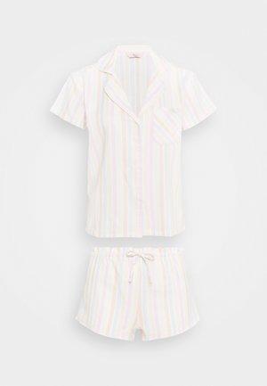 STRIPE IN A BAG - Pyjama - pink