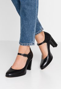 Clarks - KAYLIN ALBA - Classic heels - black - 0