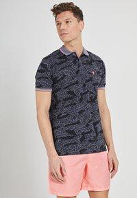 Shiwi - Polo shirt - black - 0