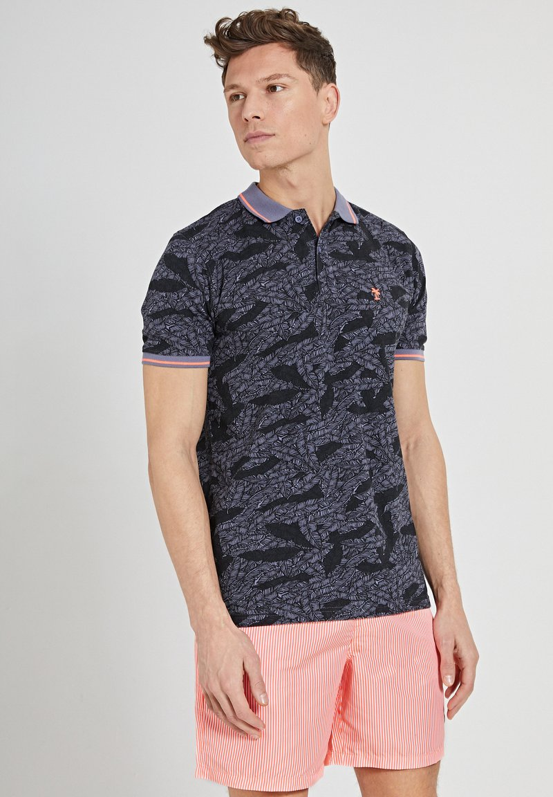 Shiwi - Polo shirt - black