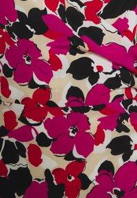 Milly - ELEANORA VIOLA PRINT DRESS - Day dress - ecru/multi - 2