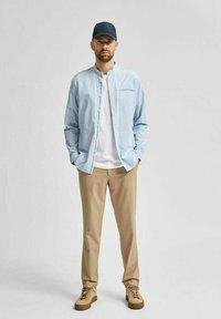 Selected Homme - SLHSLIMTEXAS - Overhemd - cerulean - 1