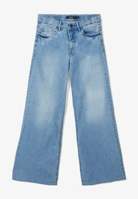 LMTD - Jeans Relaxed Fit - light blue denim - 0
