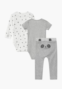 Carter's - NEUTRAL SET - Kalhoty - gray - 1