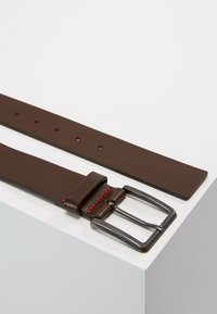 HUGO - GIONIO - Cintura - dark brown
