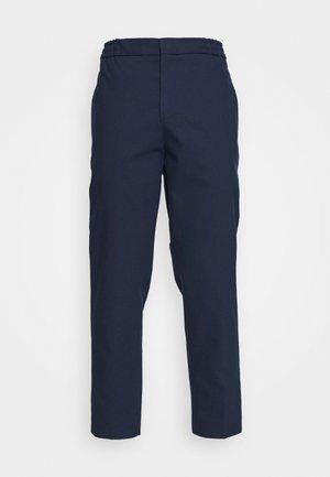 SLHSLIMTAPE MELVIN PANTS - Trousers - dark blue