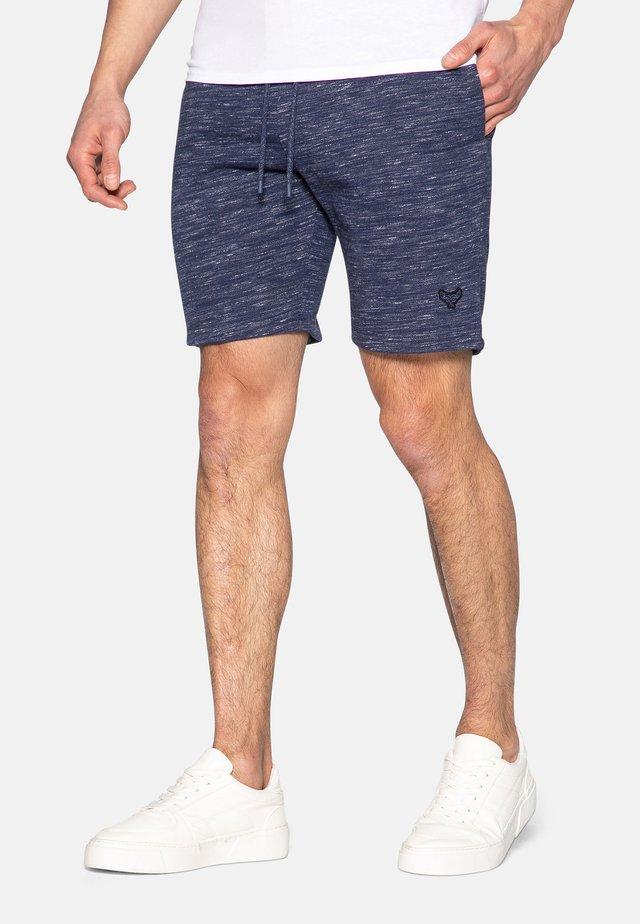 Shorts - denim dye