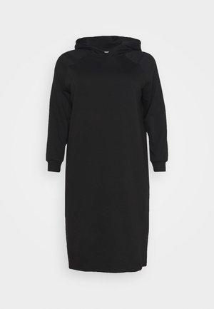NMHELENE CURVE - Day dress - black