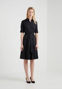 Lauren Ralph Lauren - Shirt dress - polo black - 0