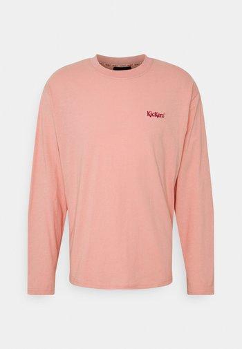 LONG SLEEVE - Long sleeved top - pink