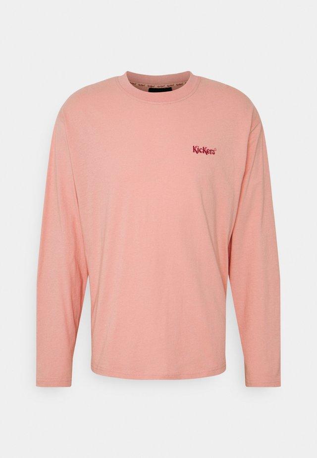 LONG SLEEVE - Långärmad tröja - pink