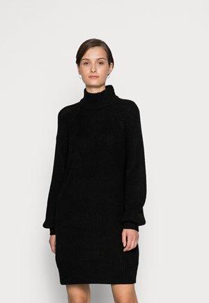 NMTIMMY DRESS - Jumper dress - black