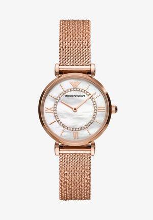 T-BAR - Horloge - rose gold