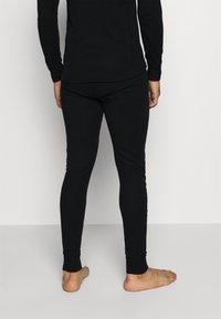 ODLO - LONG ACTIVE WARM SET - Dlouhé spodní prádlo - black - 6