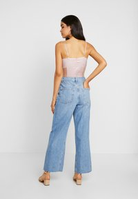 Missguided Tall - UP BODYSUIT - Top - pink - 2