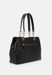 Guess - CHIC SHINE - Handbag - black - 2
