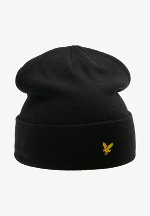 BEANIE - Bonnet - true black