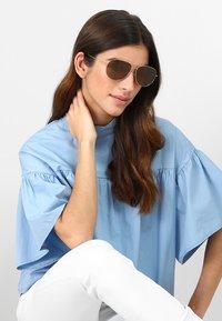 Calvin Klein - Sunglasses - gold - 1