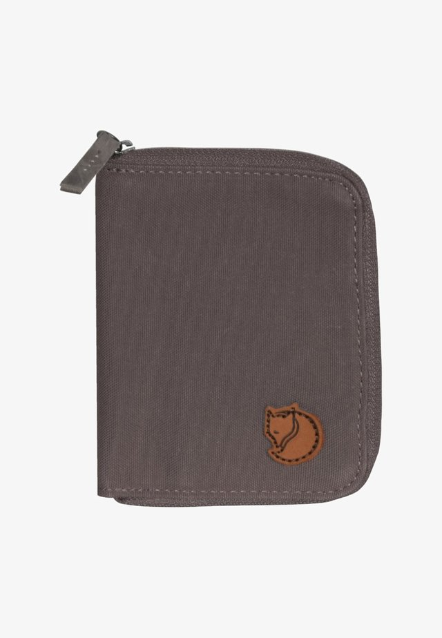 Wallet - dark grey