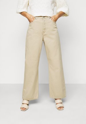 ECHO - Relaxed fit jeans - cashew