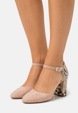 DOLLIE COURT - Zapatos altos - pink